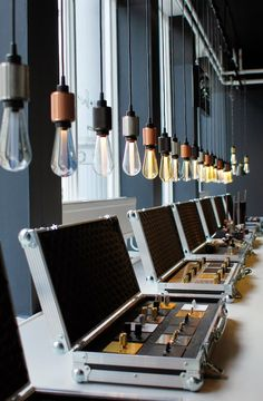 vosgesparis: Buster + Punch | New showroom and Led Buster launch