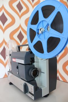 Eumig 502d vintage retro super 8mm standard 8 by RetroVisionUK