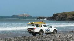 RNLI, Godrevy, Cornwall, UK, photo taken by Debbie Corke, April 2014, shorelings1@gmail.com