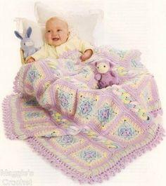 Você e pode tanto seguir um gráfico de manta de tricô para bebê como uma receita. Aqui vamos a uma receita bem legal: Opte por fios macios como a Super Beb