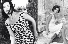 Οι 28 ωραιότερες γυναίκες σε 28 υπέροχες ασπρόμαυρες φωτογραφίες
