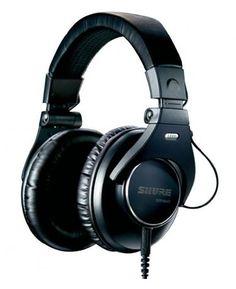 Shure  - SRH840 - 149 € TTC - Casque audio by ToneMove