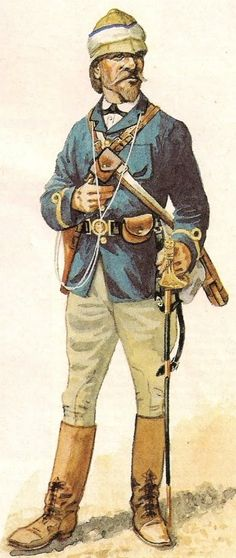 Duncan´s Colonial Modelling: Colonial Naval Brigade 1879 to 1900 British Army Uniform, British Uniforms, Military Art, Military History, Military Uniforms, British Armed Forces, Army & Navy, British Colonial, Royal Navy