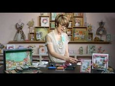 Create a Stamped Shaker Card with the Under the Sea by Heartfelt Creations - YouTube