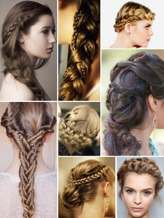 Braid-spiration #hair #braids