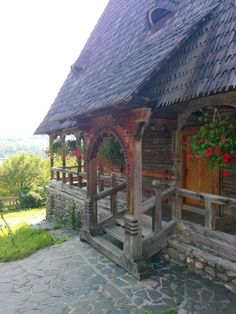 Windows And Doors, Romania, Gazebo, Outdoor Structures, Architecture, Vintage, Style, Arquitetura, Swag