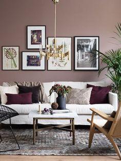 40 Best burgundy decor images