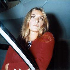 Roman by Marta Sharon Tate, Cannes 1968