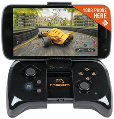 Amazon.com: MOGA Mobile Gaming System for Android 2.3+: Pc: Computers & Accessories