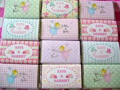 candy bar lovlies Welcome Design, Chocolate Box, Chocolates, Icing, Parties, Design Inspiration, Baby Shower, Candy, Ideas