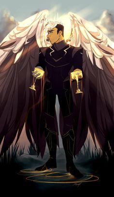 """Shiro as """"Temperance"""""""