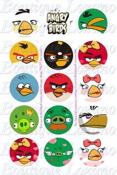 angry birds bottlecap images 2