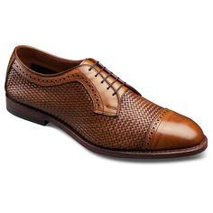 Shreveport - Cap-toe Lace-up Oxford Men's Dress Shoes by Allen Edmonds