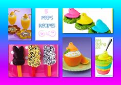 #Peeps-#Recipes