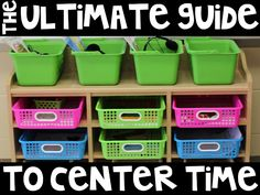 FREE center guide! T