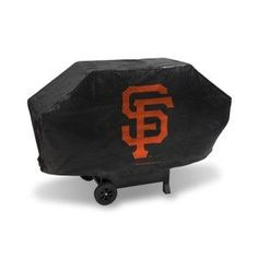 San Francisco Gia... has just been added to our store. Get it here while still available http://everythinglicensed.com/products/san-francisco-giants-mlb-deluxe-barbecue-grill-cover