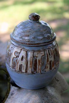 Virtues Prayer Jar, $35