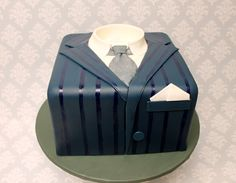 I be on my suit and tie, suit tie suit tie... #urbanicing #customcake #suitandtie #sculptedcake #bespoke Suit And Tie, Custom Cakes, Sculpting, Icing, Urban, 3d, Creative, Fashion, Bow Tie Suit
