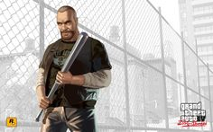grand theft auto 4 lost and damned | Billy Wallpaper - Grand Theft Auto IV The Lost And Damned Wallpaper ...