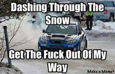 Memes for Subaru's Hahaha Car Jokes, Truck Memes, Car Humor, Chevy Jokes, Driving Humor, Ford Memes, Funny Car Quotes, Truck Quotes, Funny Memes
