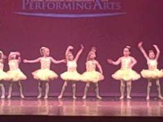 Gr. K-1 Ballet, Hawaiian Rollercoaster, Spring 2012