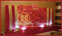 Top Chinese Wedding Decorations
