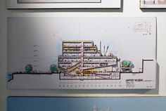 curated by italian architectural historian franceso dal co, it gives visitors an opportunity to physically explore the design process that led to the creation of the new building. Layered Architecture, Renzo Piano, Whitney Museum, Design Process, American Art, Milan, Workshop, Presents, Concept