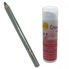 Pack 6:  1 Crema Solar Facial 1 Perfilador de ojos (a elegir)