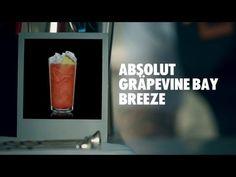 Absolut Gräpe Bay Breeze Recipe - Absolut Drinks