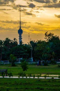 Zawra Park, Baghdad