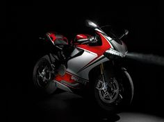 Honestly, is there currently any machine, tool, toy or gadget sexier than the 1199 Panigale Tricolore?