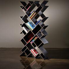 Descripción Librero - Quad Oblong es un multifuncional que brinda una solución…