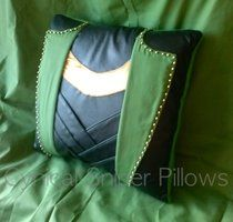 Loki Pillow by CynicalSniper ~ Oh me gosh! want!!!
