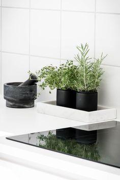 Grönt på köksbänken | linzoshouse Blogg