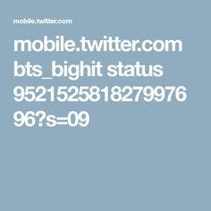 mobile.twitter.com bts_bighit status 952152581827997696?s=09