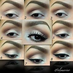 Makeup tutorials for brown eyes are numerous, but the best ones are gathered here. We make sure you get only the best ideas! #makeup #makeuplover #makeupjunkie #makeuptutorials