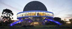 Planetario Galileo Galilei Es el principal centro de divulgación de la astronomía de la ciudad de Buenos Aires, en Argentina
