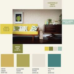 Bar Mitzvah Color Schemes, BMmagazine.com House Paint Color Combination, Colour  Combinations Interior