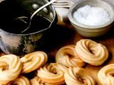 Tarallucci with Salty Caramel Recipe : Anne Burrell : Recipes : Food Network