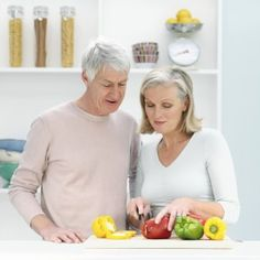 Senior Nutrition and Meal-Planning