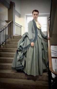 victorian dress by ~elejnara on deviantART