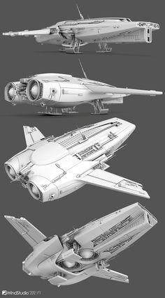SF-01T  (Concept Aircraft) by Orlando Mendoza, via Behance