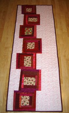 tablerunner - different colours would be nice