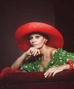 Sofia Loren Yousuf Karsh portraits
