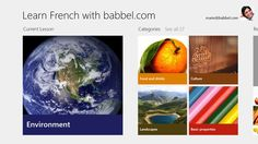 babbel French // Now you can learn French - interactive, quick & fun - with babbel.com. Get the free vocabulary trainer now. Learn at home or on-the-go. Fully interactive exercises to systematically deepen your knowledge and polish up your pronunciation. Get to grips with French with babbel.com, one of the biggest language learning platforms worldwide.