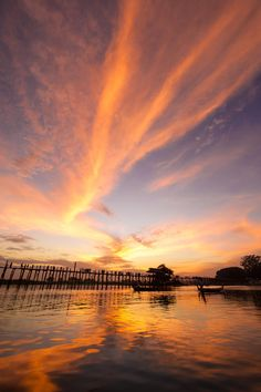 Ubein Bridge by Clarence Choi on 500px