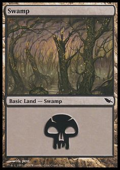 Swamp (3) ($.00) Price History from major stores - Shadowmoor - MTGPrice.com Values for Ebay, Amazon and hobby stores!