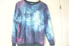 galaxy sweaterr