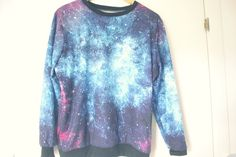 galaxy sweaterr