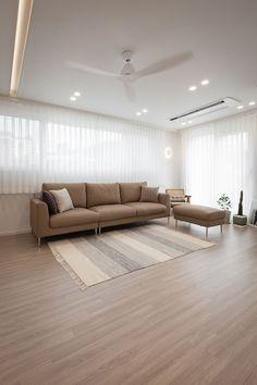 My Dream Home, Sweet Home, New Homes, Living Room, Space, Interior, House, Korea, Decoration